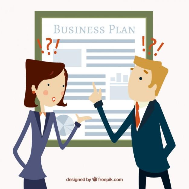 Nociones básicas para redactar un plan denegocio