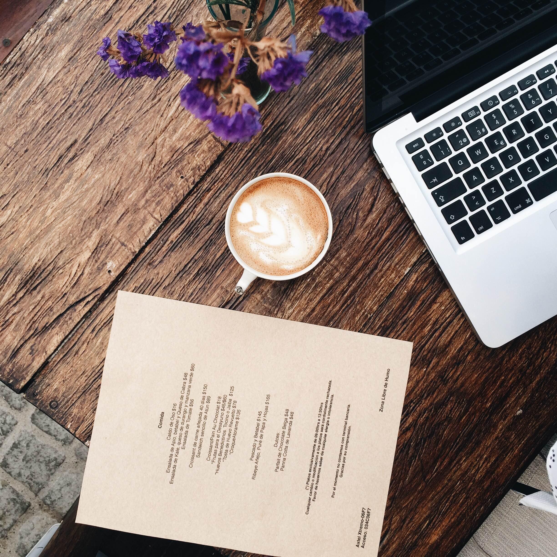 café y redacción